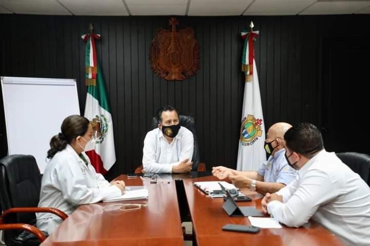 SEP y SEMAR coordinarán Plan Magisterial de Vacunación en Veracruz