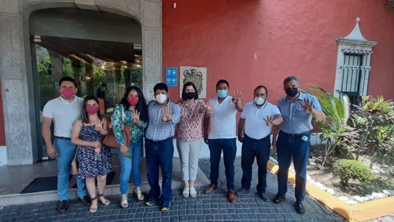 No hay sorpresas en Morena de San Andrés Tuxtla; «Dra. Remedios», candidata