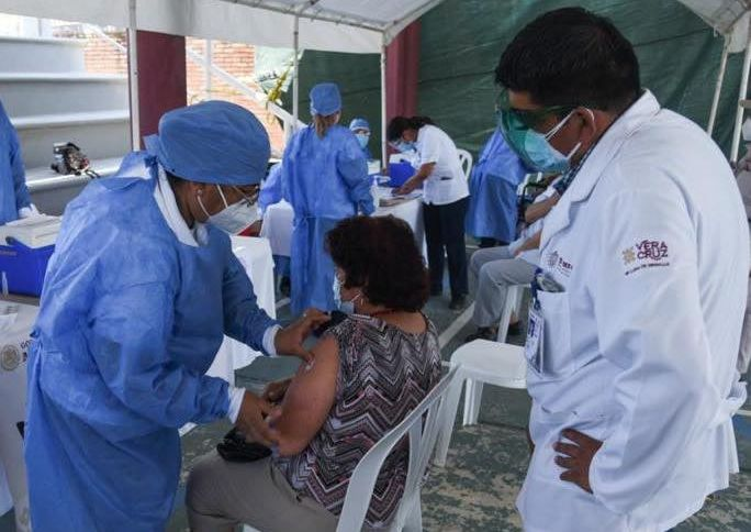 197 mil 430 empleados del sector educativo de Veracruz serán vacunados contra el Covid