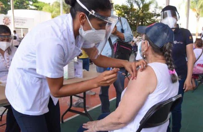 Comienza la Etapa 2 del Plan Nacional de Vacunación en municipios de Veracruz