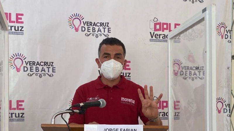 Fabián Cárdenas triunfador definitivo del debate convocado por el OPLE