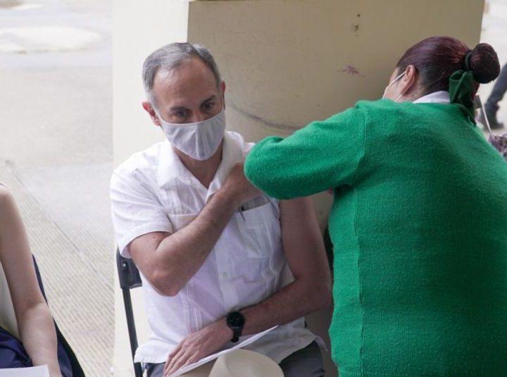 Vacunación empieza a reducir mortalidad por Covid-19, asegura López-Gatell