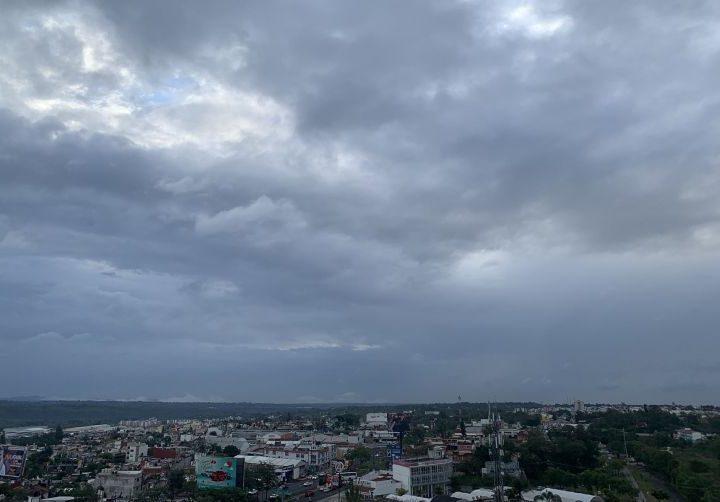 Continuarán lluvias ligeras a moderadas en la entidad veracruzana
