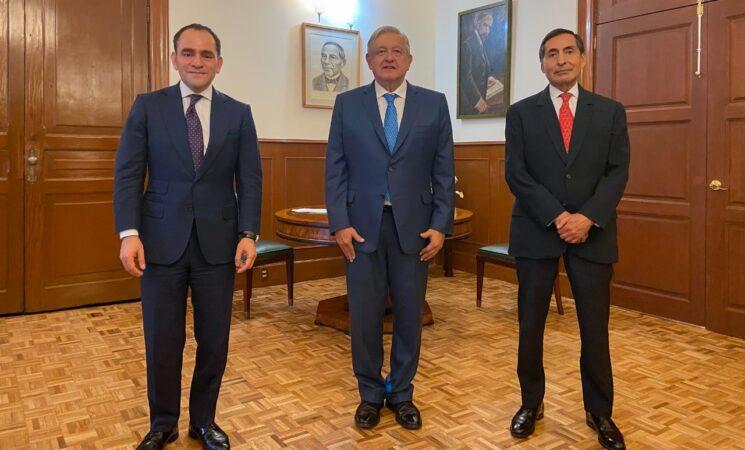 AMLO informa cambios en su gabinete; Rogelio Ramírez de la O llega a la SHCP y Arturo Herrera se postula como gobernador del Banxico
