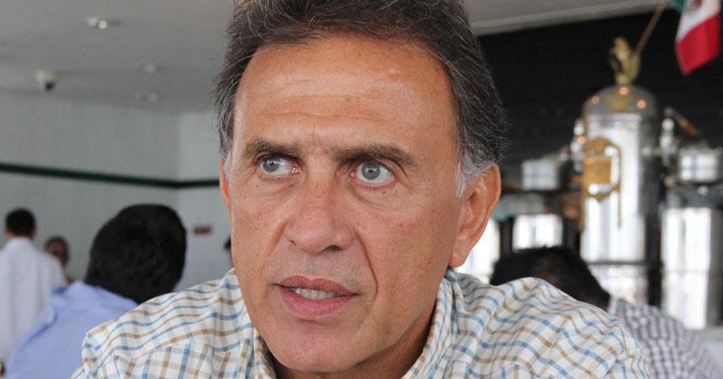 «Reactivan denuncia de Javier Duarte en mi contra»: Ex gobernador Yunes