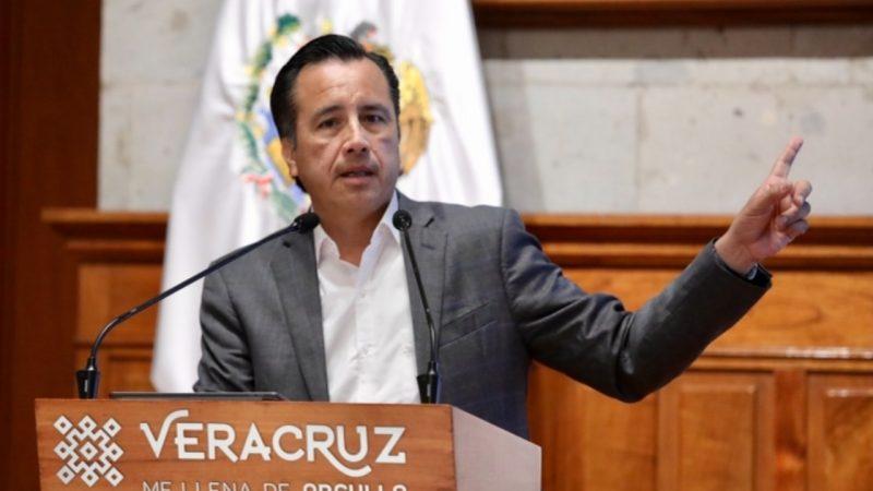Se desmarca Cuitláhuac del caso Yunes