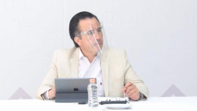 Será la SEP quien determine regreso a clases en Veracruz: Cuitláhuac