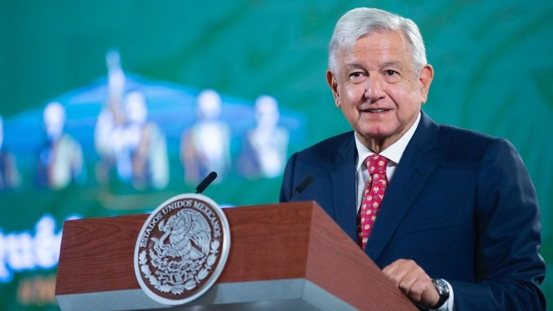 AMLO asegura que habrá castigo para homicidas de candidato de Sonora
