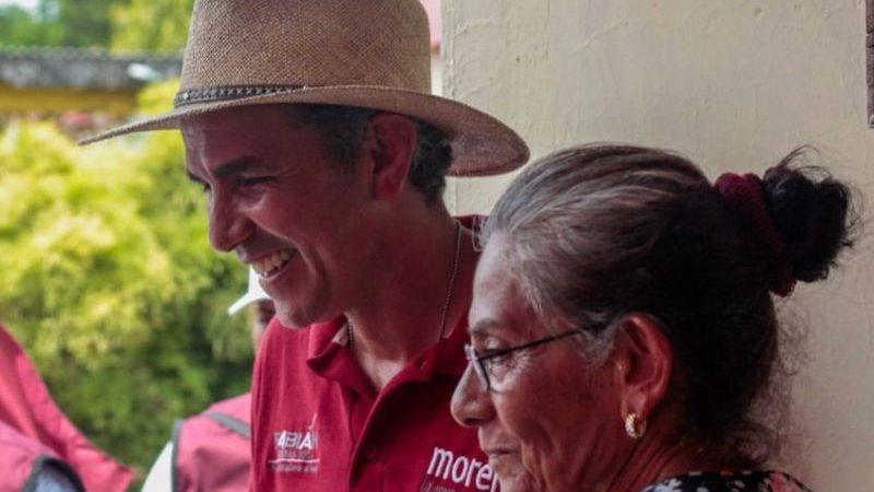Fabián Cardenas Sosa busca dignificar a los adultos mayores
