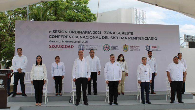 Disminuyen quejas en materia de derechos humanos, en centros penitenciarios de Veracruz