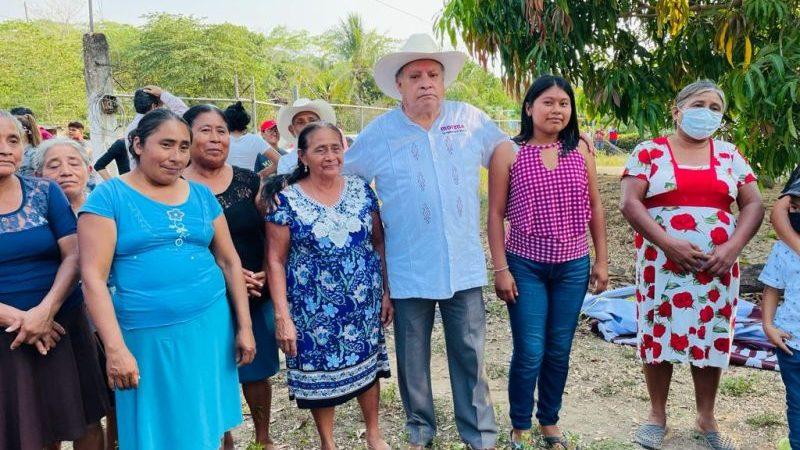 Juan Yona comprometido con la protección de los derechos de mujeres