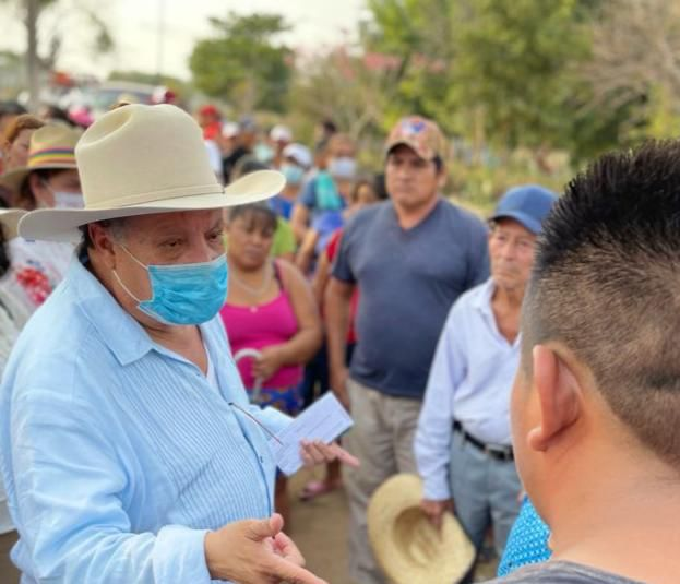 Trabajará Juan Yona en acciones de combate contra la inseguridad