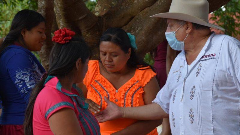 Vamos por el rescate, preservación e impulso de nuestra cultura y tradición: Juan Gómez