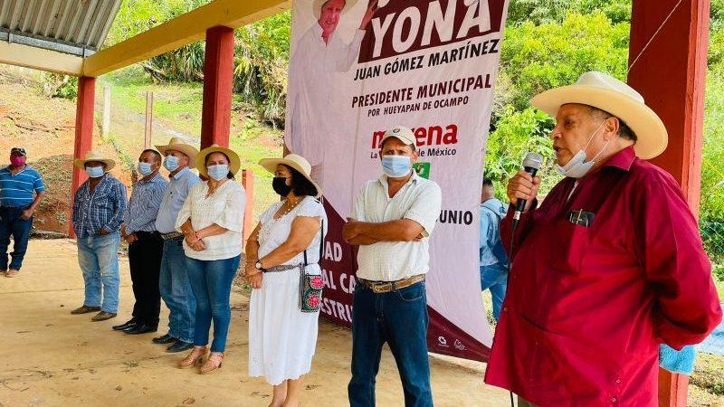 Impulso al sector agrícola y dignificación de pueblos indígenas: Juan Yona