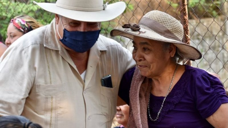 Dignificaremos la calidad de vida de lo adultos mayores: Juan Gómez Martínez