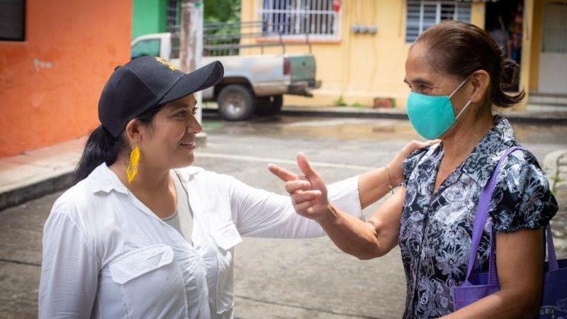 Al Xogoyo, lleva Kristel Hernández propuestas