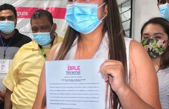 Con apenas 23 años, Bertha Isabel Muñoz será la alcaldesa más joven de todo Veracruz