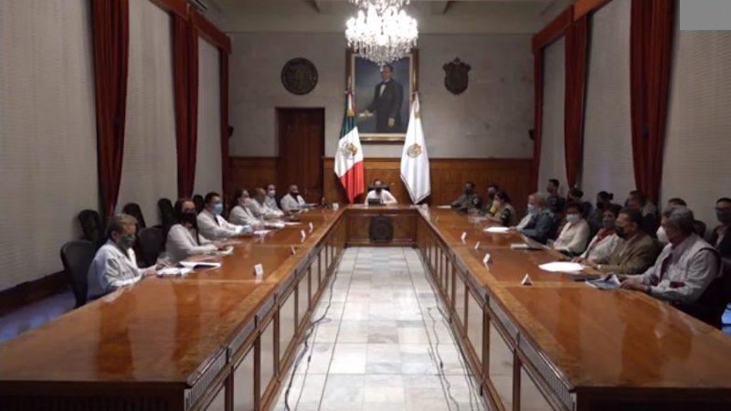 Veracruz registra 9 mil 937 muertes acumuladas por Covid-19