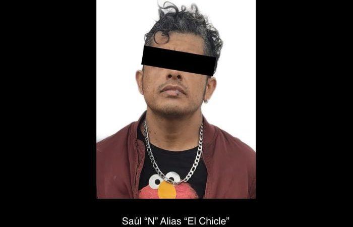 Cae «El Chicle», líder narcomenudista en Xalapa