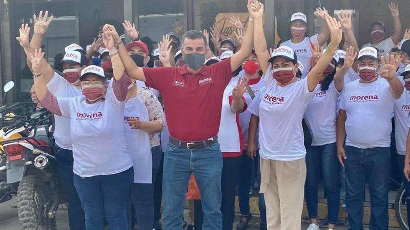 Fabián Cárdenas encabeza encuesta por presidencia municipal de Lerdo de Tejada
