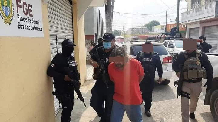 Arribará al Cereso de Coatzacoalcos, presunto homicida de Itzel Dayana. Es originario de Catemaco