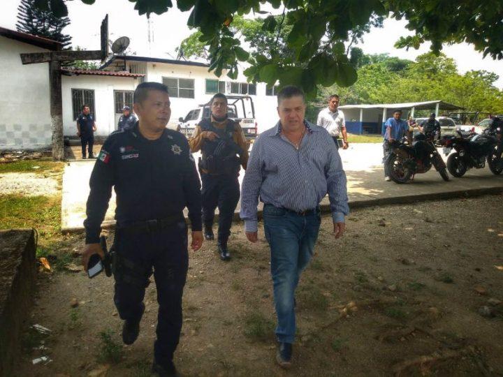 Despliega SSP operativo para la jornada electoral en Veracruz