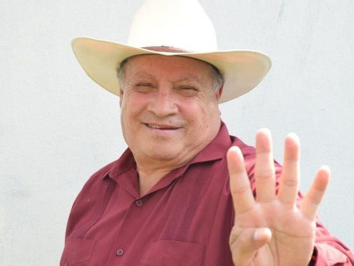Hueyapan ya tiene presidente Juan Yona suma más de 49 % de votos a favor